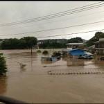 H25.8.9秋田県北部はこれまで経験のない大雨で大きな被害が出ています!